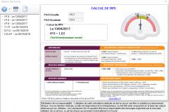 Gestionnaire de calcul de score : CEAP, DFG , TVP, IPS ,...