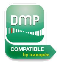 Dossier Médical Partagé (DMP compatible)