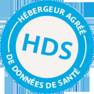 Hébergement agrée HDS